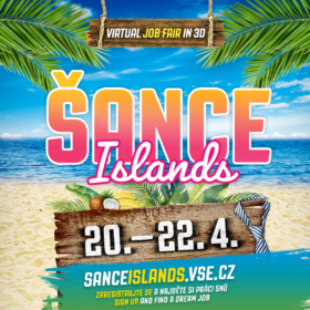 ŠANCE Islands – The Largest Virtual Job Fair in the Czech Republic
