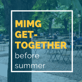 MIMG Get-together before Summer
