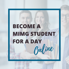 Become a MIMG Student for a Day!